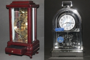 List of Table Clocks in Our Singapore Online Collection