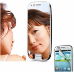 'Magic Mirror' Protector Film for Samsung S3 Mini (model i8190)