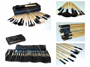 Makeup Professional 24 piece Brush Set