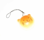 Meow... Cat 'Bread' Phone Charm (with Pastry Smell)