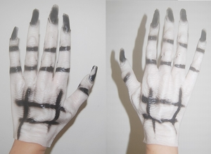 Monster Claws Gloves (Halloween Costume Accessories)