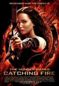 'Catching Fire' Hunger Games Movie Poster