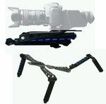 Movie Rig for DSLR Cameras (with Shoulder Mount)