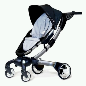 Origami Baby Stroller (Automatic Folding function)
