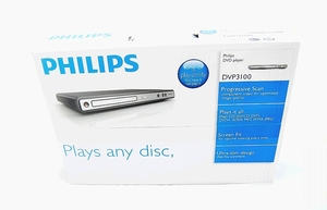 Philips DVD Player DVP3100