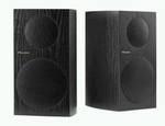 Pioneer SP-BS41-LR 2-Way Speakers (130 Watt RMS)