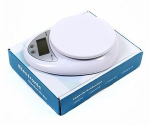 Portable Kitchen Weighing Scale