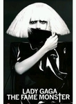 "Poster of Lady Gaga - The Fame Monster (size 24"" by 36"")"