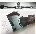 "Poster of Michael Jordan's Wing (Extra Wide 62"" by 21"")"