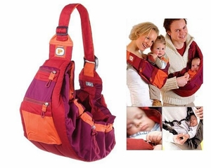PreMaxx 2-in-1 Baby Sling Bag Carrier