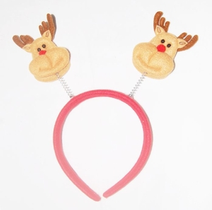 Reindeer Christmas Hairband (Costume Accessories)