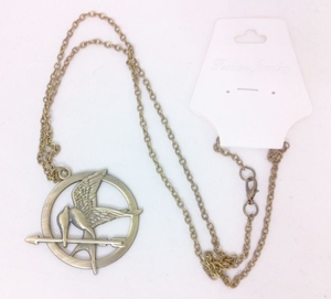 Replica Mockingjay Pendant from The Hunger Games