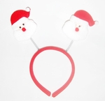 Santa Claus Christmas Hairband (Costume Accessories)