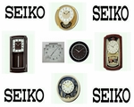 Seiko Wall Clocks Collection