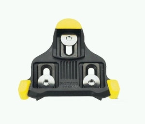 Shimano SPD-SL Cleat Sets (Yellow/Self-Alighning)