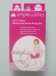 Simple Wishes Handsfree BreastPump Bra (Pink Color)