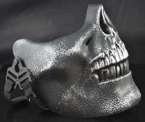 'Skull' Mask (for Motorcycle/Paintball/Halloween)
