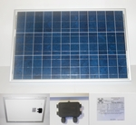 Solar PV Panel 50w Home Use by Hooray