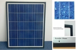 Solar PV Panel 75w Marine Use by Kristile