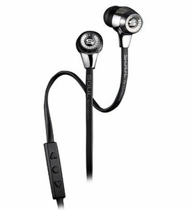 SOUL by Ludacris SL99 Earphones (Color: Silver-Black)
