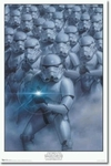 "Star Wars Stormtroopers Movie Poster (size 24"" by 36"")"