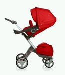 STOKKE Xplory Baby Stroller (Red color)