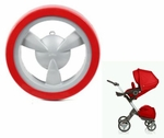Stokke Xplory Wheel Protectors (for All 4 Wheels)