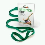 Stretch Out Strap & 40 Page Guide by OPTP