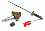 Taiji Training Sword (retractable function)