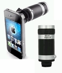 Telescope 8x Optical Zoom Lens for iPhone 4