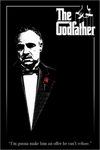 "'The Godfather' Movie Classics Poster (24"" by 36"")"