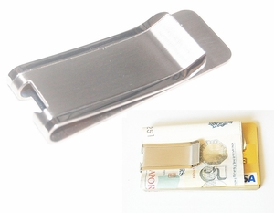 Titanium Money Clip (Premium Quality)