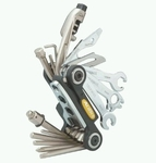 TOPEAK Biking Multi-Tool (Alien II, 26 Tools)