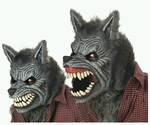 "Werewolf ""Animotion"" Halloween Mask"