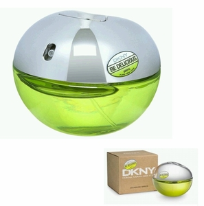 Women EDP Perfume Fragrances - DKNY (Donna Karan New York) Be Delicious (100ml)