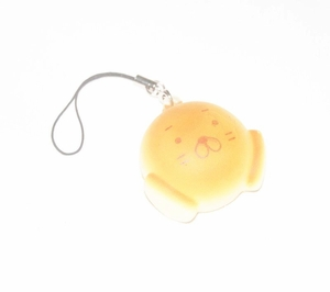 'Woof-woof' Dog 'Bread' Phone Charm (with Pastry Smell)
