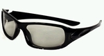 'Wrap-Around' 3D Passive Polarized Glasses