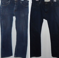 Eric Greenfield Jeans Dyed Navy Blue