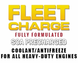 Fleet Charge SCA Antifreeze & Coolant