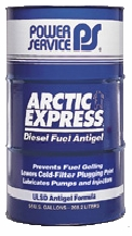 Power Service Arctic Express Antigel  55gal. Drum