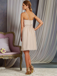 Alfred Angelo 7371L Sweetheart Bridesmaid Dress