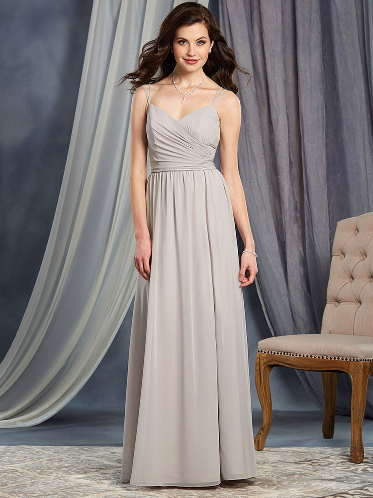 Black alfred angelo bridesmaid dresses 2017