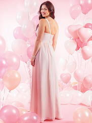Alfred Angelo Love 7388L One Shoulder Bridesmaid Dress