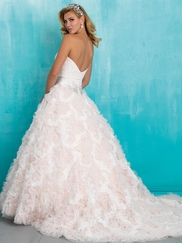 Allure 9315 Sweetheart Lace Bridal Dress