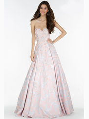 Alyce Paris 6725 Sweetheart Prom Gown