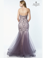 Alyce Paris 6748 Sweetheart Prom Gown