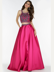 Alyce Paris 6778 Two Piece Prom Gown
