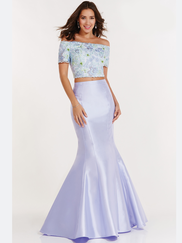 Alyce Paris 6806 Two Piece Prom Gown