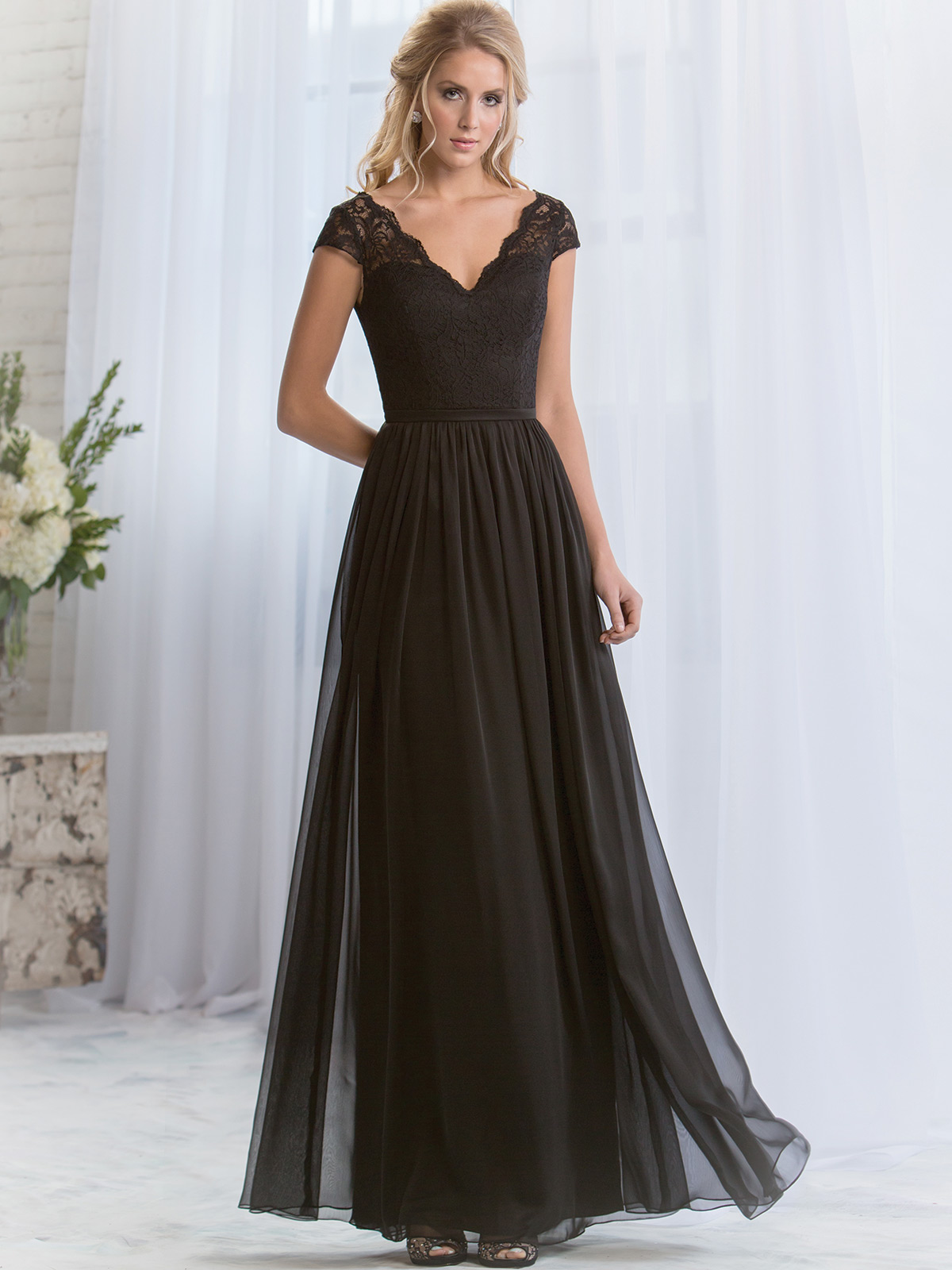 Belsoie Bridesmaid Dress L164068: DimitraDesigns.com