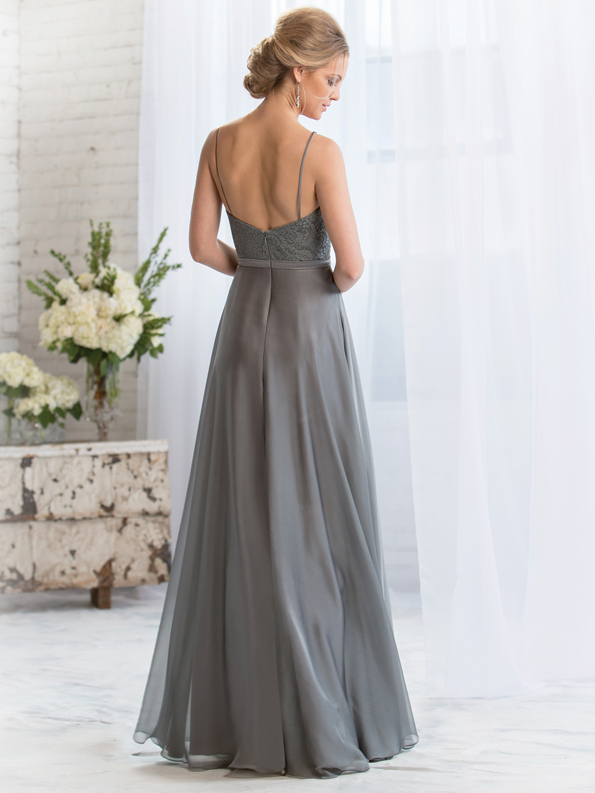 Belsoie Bridesmaid Dress L164070: DimitraDesigns.com